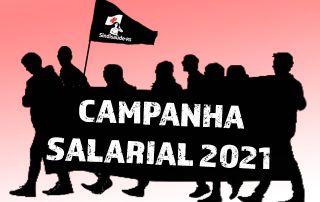 CAMPANHA SALARIAL 2021 - Negociação com Sindihospa pelo reajuste será retomada neste mês
